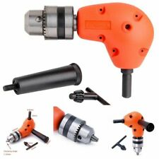 90 Degree Grip Angle Drill Attachment 1-10 Milimeter Chuck Adapter With Handle