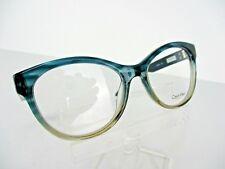 c5c844469e Calvin Klein CK 7986 (408) Teal Taupe Horn 53 X 17 135 mm