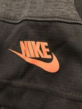 Nike Dri Fit Shirt Soccer Football men's Large Black reverse swoosh On-Field