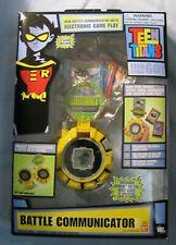 Teen Titans Go! Battle Communicator, 2005 Bandi, New! Factory Sealed