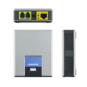 Unlocked Linksys SPA2002 VoIP Analog Phone Adapter with 2 FXS Phone Ports VOIP