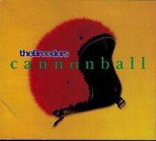 The BREEDERS - Cannonball [Maxi Single] (CD 1993)