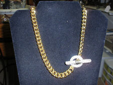 """Park Lane Jewelry, """"SPARKLING COUTURE"""" Necklaces, Goldtone/Crystals, New!!!"""
