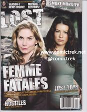 Lost The Official Magazine #13 Evangeline Lilly Kate & Julia Cover Avengers Wasp