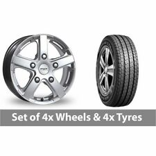 Fox Viper Car Wheels with Tyres