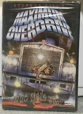 Maximum Overdrive (DVD, 2001) RARE 1986 STEPHEN KING HORROR BRAND NEW ANCHOR BAY