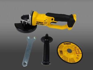 "Dewalt DCG412B 20V MAX Lithium Ion 4-1/2"" Cut-Off Tool"