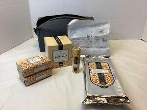 Gift Set of 5 Beekman 1802 Honey & Orange Blossom Goat Milk Soap Bar Cream Wipes
