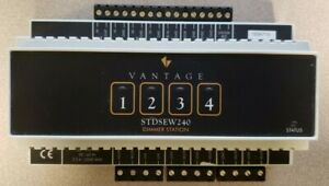 Vantage Controls Dimmer Station STDSEW240