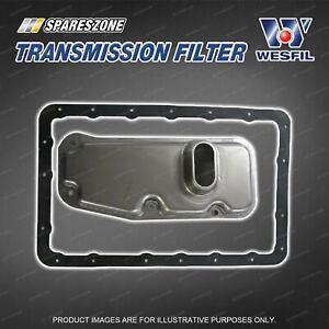 Wesfil Transmission Filter for Hyundai Terracan HP 3.5L V6 Wagon 2001-2008