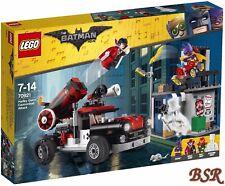 LEGO ® 70921 Harley Quinn ™ palla di cannone attacco & 0. € Spedizione & NUOVO & OVP!