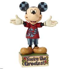 Disney Traditions Jim Shore Ornament Mickey Mouse Figurine Figure