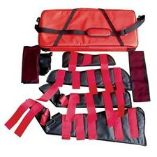LINE2design Emergency Fracture Care immobilizer Kit Arm and Leg Splints Carrying
