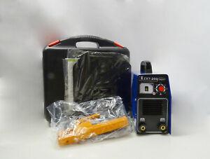IGBT Inverter Schweißgerät Elektrodenschweißgerät Schweißmaschine ZX7-200