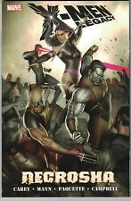 X-MEN LEGACY NECROSHA TP TPB $15.99srp #231-234 Carey Paquette Adi Granov NEW