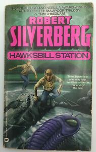 Hawksbill Station by Robert A. Silverberg (1986) Vintage Sci-fi Paperback