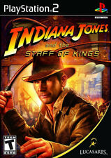 Indiana Jones and the Staff of Kings PS2 New Playstation 2