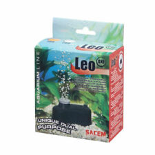 Sacem Leo Oxi 100 Areatore Acquario Fino a 100L - Nero
