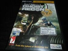 Ghost recon Gold edition   Pc  game