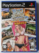 BIG MUTHA TRUCKERS 2 PS2 DRIVING GAME UK PAL excellent condition !!