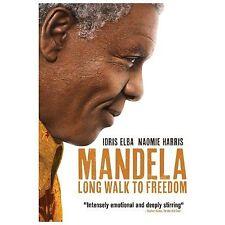 Mandela: Long Walk to Freedom (DVD, 2014) SEALED!
