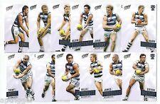 2013 Prime Select GEELONG Team Set