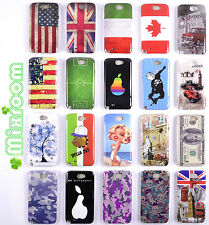 COVER CUSTODIA BACK CASE RIGIDA PER SAMSUNG GALAXY Note 2 II N7100 bandiera