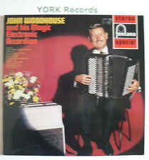 JOHN WOODHOUSE & HIS MAGIC ELECTRONIC ACCORDIAN - Ex Con LP Record SFL 13064