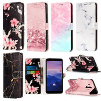 For Huawei Mate 10 Lite/Pro Nova 2i Leather Case Flip Wallet Phone Stand Cover