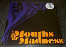 ORCHID-THE MOUTHS OF MADNESS-2013 2xLP CLEAR VINYL-LIMITED TO 250-NEW & SEALED