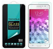 TechFilm® Tempered Glass Screen Protector Saver For Samsung Galaxy Grand Prime