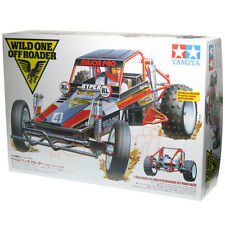 Tamiya 1:10 Wild One Off-Roader with ESC Buggy EP RC Cars Off Road #58525