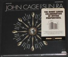 JOHN CAGE MEETS SUN RA the complete concert june 8 1986 coney island ny USA CD