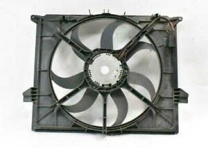 06-11 MERCEDES W251 R500 ML500 ENGINE COOLING RADIATOR FAN W/ MOTOR OEM