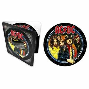 ACDC Highway to Hell 72 piece round disc small jigsaw puzzle (rz)
