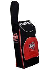 EZEE PAK Cricket Kit Backpack Black Shoulder Bag Match Club Duffel Zip Closer