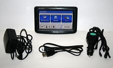 Initial GM-510 GPS Navigation System Bundle Car Charger AC Adapter & USB Cable