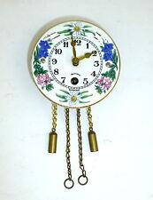 Rare Enamel Watch in original Packaging um 1920