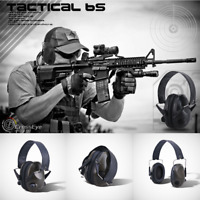 6S Tactics Anti-Noise Electronic Ear Muffs Protector Shooting Sport Headset