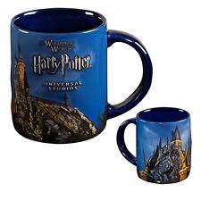 Universal Studios Wizarding World Harry of Potter Hogwarts Castle Coffee Mug