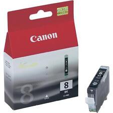 CARTUCCIA CANON ORIGINALE 8 COLORE BLACK NERO