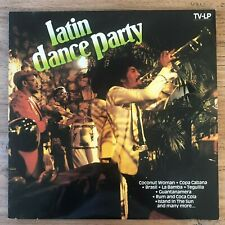 THE ISLANDERS - LATIN DANCE PARTY - LP
