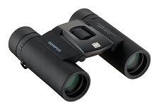 New! OLYMPUS Binoculars 10×25 WP II BLK Waterproof Black Roof Prism from Japan!