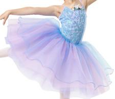 Adult XL Romantic Ballet Tutu Costume Sequin Plus Size