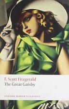 The Great Gatsby (Oxford World's Classics),F. Scott Fitzgerald ,.9780199536405
