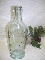 Scott's Emulsion Cod Liver Oil Green Tint Bottle