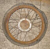 roue arriere   motobecane 125 175 z2c z54c 19 pouces