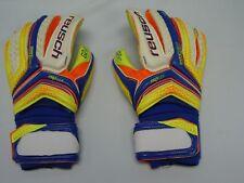 Reusch Soccer Goalie Gloves Serathor Deluxe G2  Adult SZ 7 SAMPLES DEMO #BB41