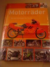 Motorräder *Freiheit und Abenteuer* Von den Anfängen bis heute*  OVP in Folie