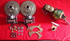1957-1964  FORD FULLSIZE GALAXIE  FRONT AND REAR DISC BRAKE CONVERSION